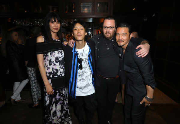 Premiere Of Breaking Glass Pictures' 'She's Just A Shadow' - After Party [shes just a shadow,breaking glass pictures,fashion,event,night,fun,performance,photography,party,fashion design,nightclub,crowd,adam sherman,actors,kihiro,l-r,party,premiere,premiere,party]