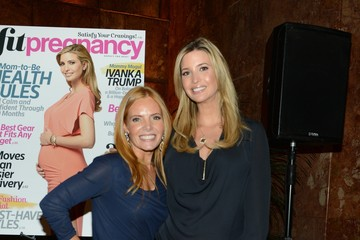 Tara Kraft Fit Pregnancy Ivanka Trump Cover Party in NYC