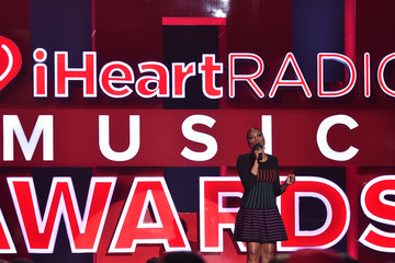Taraji P. Henson 2015 iHeartRadio Music Awards On NBC - Show