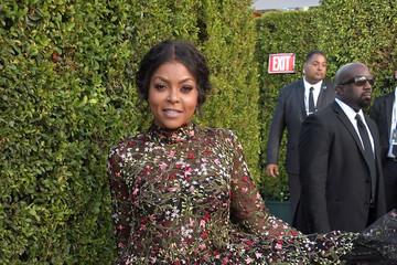 Taraji P. Henson 70th Emmy Awards - Arrivals