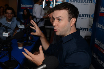 Taran Killam SiriusXM's Entertainment Weekly Radio Channel Broadcasts From Comic-Con 2014