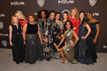 Tarana Burke The 2019 InStyle And Warner Bros. 76th Annual Golden Globe Awards Post-Party - Red Carpet