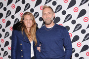 Courtney Crangi and Jewelry designer Philip Crangi attend the Target + Neiman Marcus Holiday Collection launch event on November 28, 2012 in New York City.