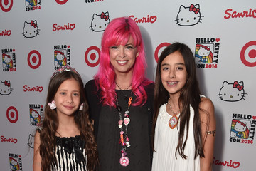 Tarina Tarantino Hello Kitty Con Opening Night Party