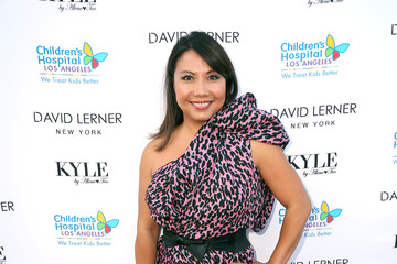 Taryn Rose Celebs at a Fashion Fundraiser for the Children's Hospital