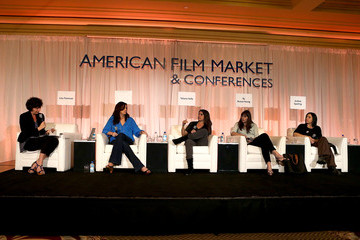 Tatiana Kelly Ry Russo-Young American Film Market - Day 7