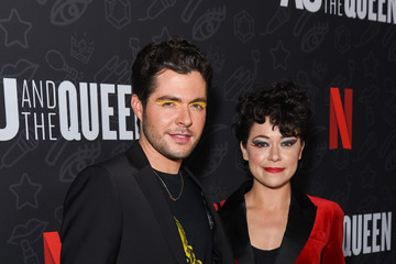 Tatiana Maslany Ben Lewis Premiere Of Netflix's 'AJ And The Queen' Season 1 - Red Carpet