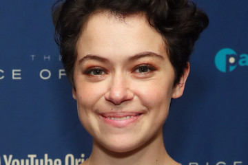 Tatiana Maslany YouTube Original Feature Film 'Price Of Free' Screening At MOMA