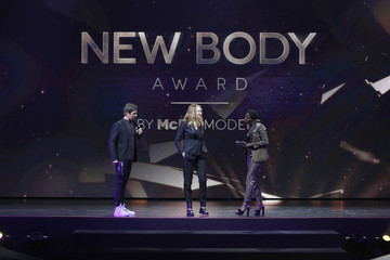 Tatjana Patitz New Body Award by McFit Models