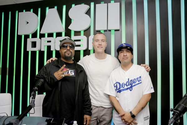 Dream Hollywood x Dash Radio Launch Music Pop-Up With Ice Cube