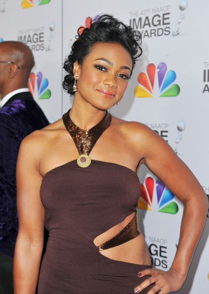 Tatyana Ali - 43rd NAACP Image Awards - Red Carpet