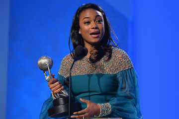 Tatyana Ali 45th NAACP Image Awards Non-Televised Awards Ceremony