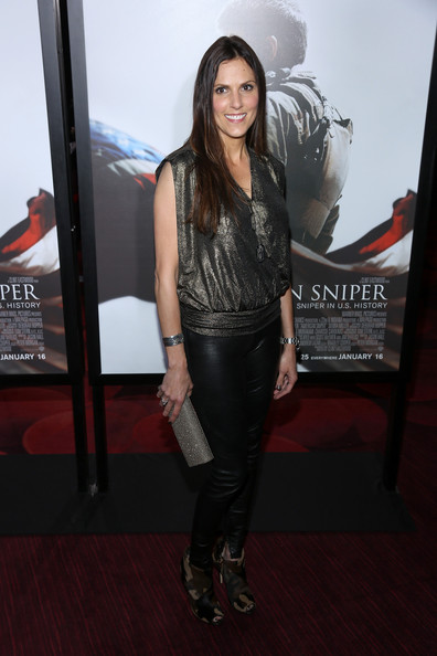 Taya Kyle Pictures American Sniper Premieres In Nyc