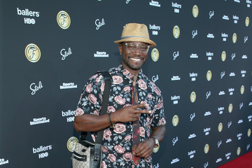 Taye Diggs SI Fashionable 50 Event