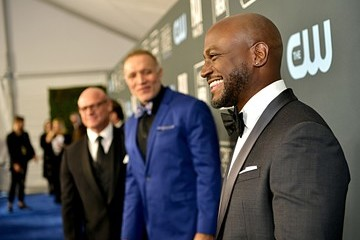 Taye Diggs 25th Annual Critics' Choice Awards - Red Carpet