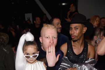 Taylen Biggs The Blonds - Front Row - February 2019 - New York Fashion Week: The Shows