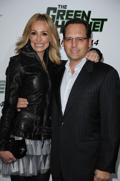 "Taylor Armstrong and Russell Armstrong - Premiere Of Columbia Pictures' ""The Green Hornet"" - Arrivals"