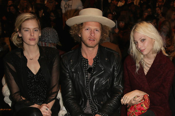 Taylor Bagley Mongol - Front Row - Mercedes-Benz Fashion Week Fall 2015