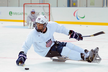 Taylor Chace Paralympic Winter Games: Previews