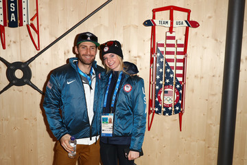 Taylor Fletcher USA House at the PyeongChang 2018 Winter Olympic Games