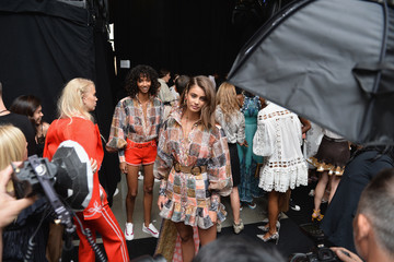Taylor Hill Seen Around - September 2018 - New York Fashion Week: The Shows - Day 5