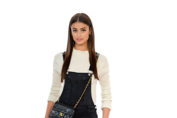 Taylor Hill Taylor Hill Appears On Amazon's Style Code Live