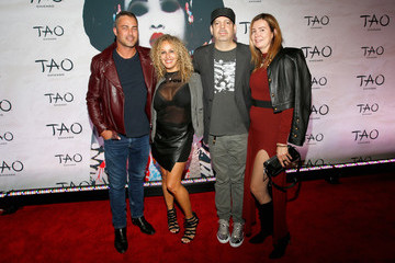 Taylor Kinney TAO Chicago Grand Opening Celebration