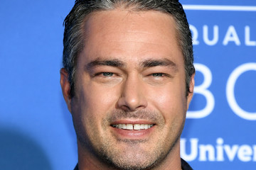 Taylor Kinney 2017 NBCUniversal Upfront