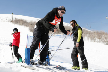 Taylor Kinney Operation Smile's Celebrity Ski & Smile Challenge Presented by the Rodosky Family
