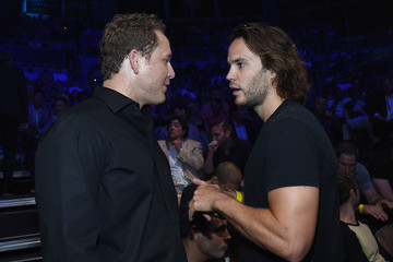 Taylor Kitsch Inaugural Event for BKB