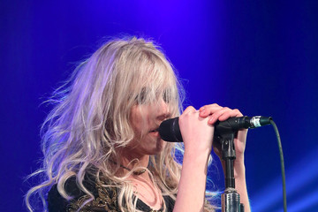 Taylor Momsen The Pretty Reckless In Concert
