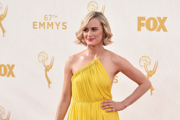 Taylor Schilling 67th Annual Emmy Awards - Red Carpet