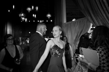 Taylor Schilling The 23rd Annual Screen Actors Guild Awards - Backstage