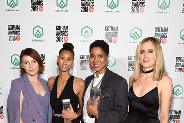 Taylor Schilling IFP's 27th Annual Gotham Independent Film Awards - Backstage