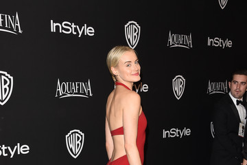 Taylor Schilling InStyle And Warner Bros. Golden Globes Party — Part 2