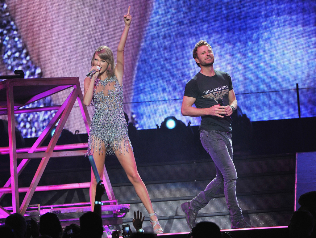 Dierks Bentley Photos Photos Taylor Swift S The 1989