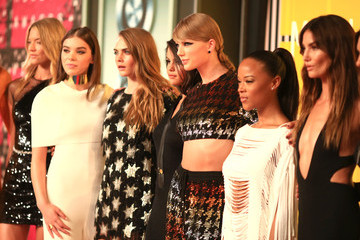 Taylor Swift 2015 MTV Video Music Awards - Red Carpet