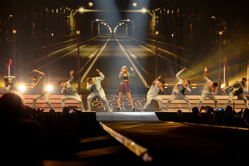 Taylor Swift Taylor Swift 'The 1989 World Tour Live' in Bossier City