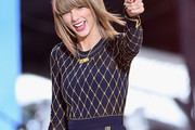 Taylor Swift Performs on 'Good Morning America'