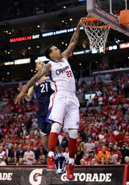 Memphis Grizzlies v Los Angeles Clippers