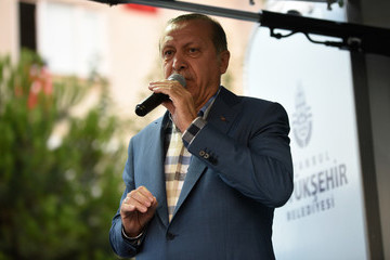 Tayyip Erdogan Military Occupy Strategic Locations in Turkey