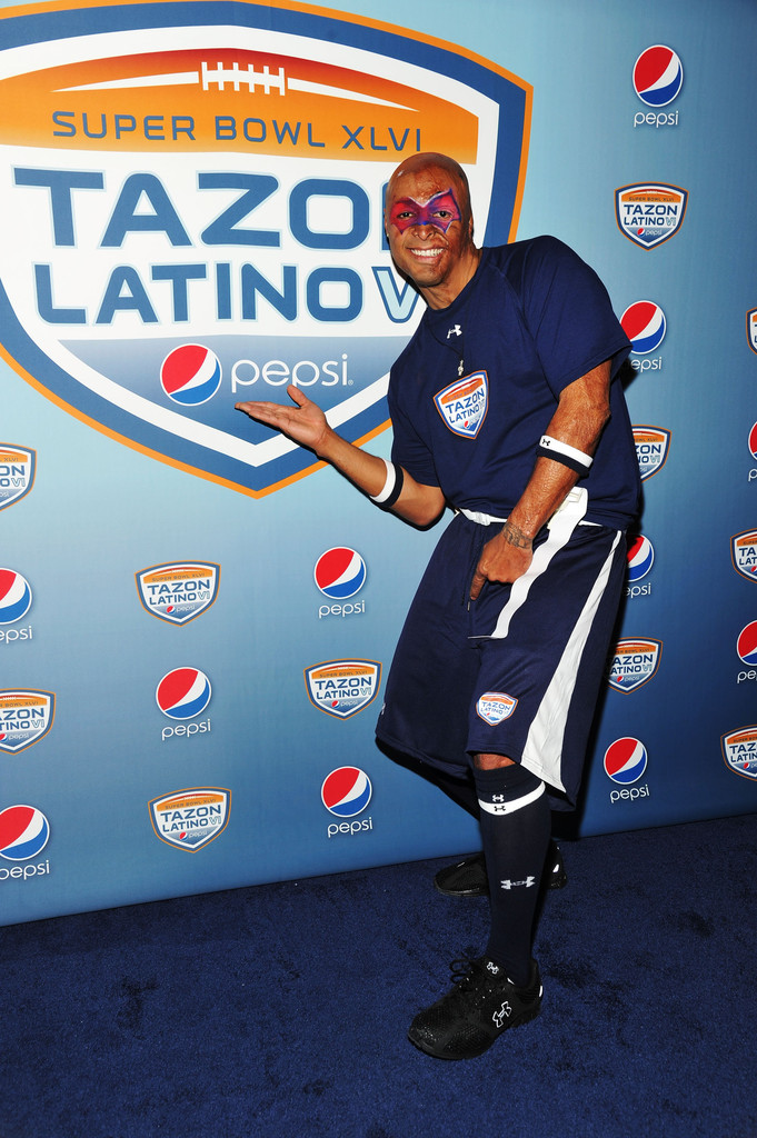 19th annual Celebrity Flag Football Challenge - Celebrity ...