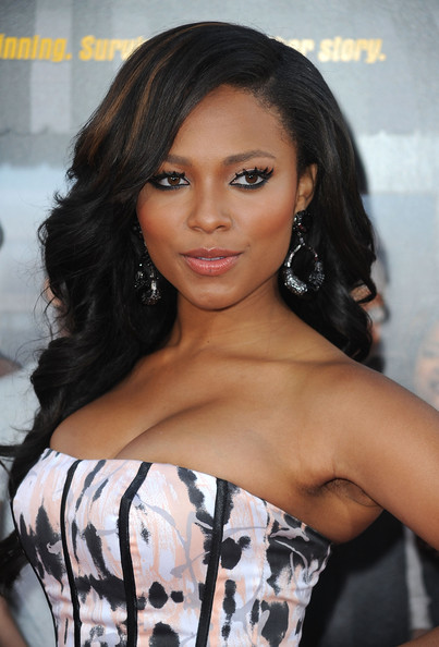"Teairra Mari Pictures - Premiere Of Warner Bros. ""Lottery ..."