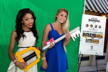 Teala Dunn Lia Marie Johnson Variety's Power Of Youth Presented By Hasbro And GenerationOn - Charity Partners