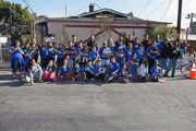 Team Sky Visits the Boys and Girls Club
