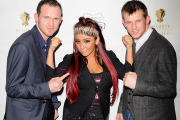 Paul Hyland Team Snooki Boxing Press Conference