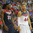 Blake Griffin and Kenneth Faried