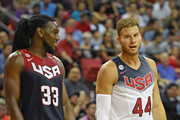 Blake Griffin and Kenneth Faried Photos Photo