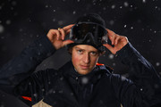 Freestyle Skier Joss Christensen poses for a portrait during the Team USA Media Summit ahead of the PyeongChang 2018 Olympic Winter Games on September 26, 2017 in Park City, Utah.