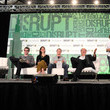 Paul Carr TechCrunch Disrupt New York May 2011 - Day 1 in New York City